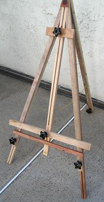 make an easel