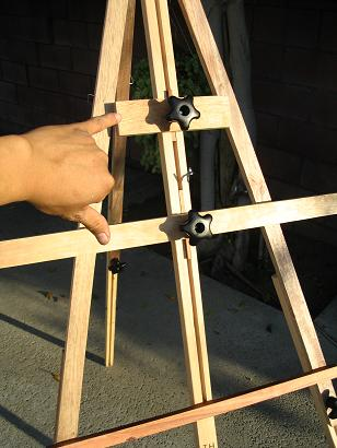 Homemade Easel Plans